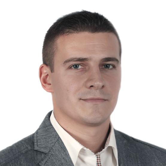 Mariusz Władowski - Specjalista ds. mikroskopii