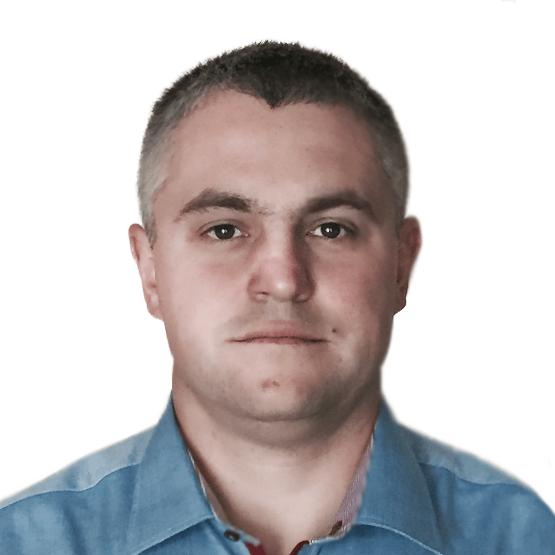 Tomasz Sykuła - Główny specjalista ds. mikroskopii