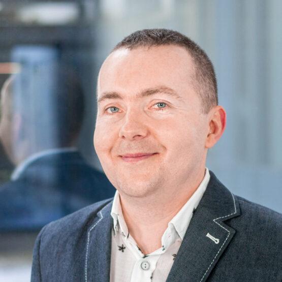 Tomasz Ołownia - Specjalista ds. mikroskopii biologicznej