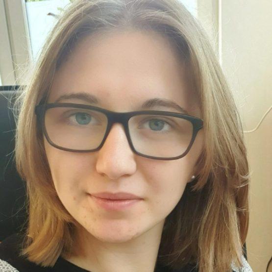 Angelika Antoniak - Office Manager