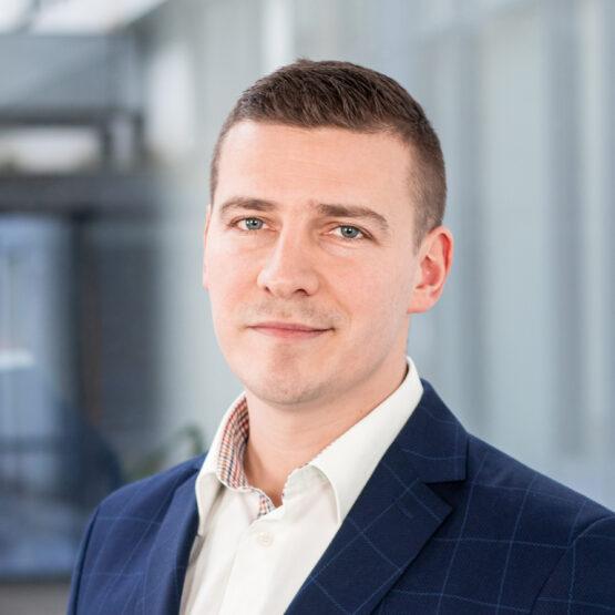 Mariusz Władowski - Specjalista ds. mikroskopii konfokalnej