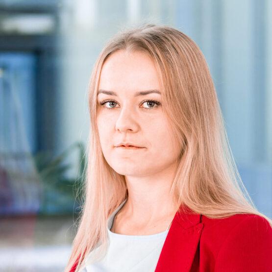 Joanna Krzemińska - Office manager